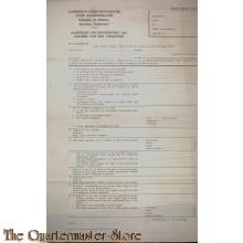 Aanvrage om inschrijving als houder van een volkstuin 1942