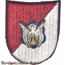 Beret flash 17th Cavalry 1st Sqdn