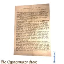 Krant Klein maar Dapper maandag 30 april 1945