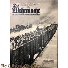 Magazine Die Wehrmacht 5e Jrg no 23, 5 nov 1941
