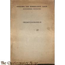 Handboek, Frontchirurgie Bescherming Bevolking