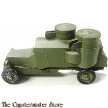 1916 WWI and Russian Civil War Austin Putilov Armored Car