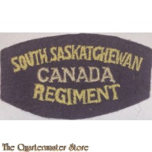 Shoulder flash South Saskatchewan Regiment ,  2nd Canadian Infantry Division