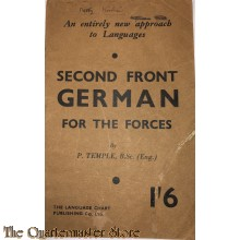 Second Front German for the Forces WW2