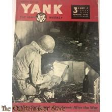 Magazine Yank Vol 3 no 38 mar 4 1945