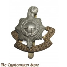 Cap badge The Royal Sussex Regiment