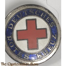 Brosche Deutsches Rotes Kreuz (Brooch German Red  Cross)