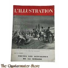 Magazine L'Illustration no 5207 , 100 annee  26 decembre 1942
