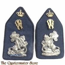 Kraagspiegels Cavalerie Adjudant H.K.H. prinses Wilhelmina