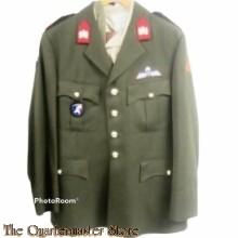 Service dress Korps Nationale Reserve