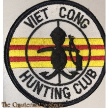 Blazer badge Viet Cong hunting club