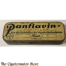 Tin Panflavin pastillien by Bayer