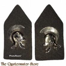 Kraag emblemen Regiment Genie