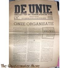 Krant de Unie no 35,  17 april 1941
