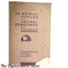 De Wereldoorlog en de sociaal democratie