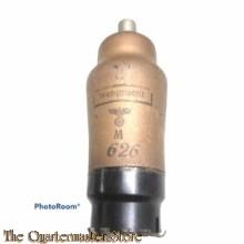 "WH (Heer)  WW2 M 626 radio valve ""VALVO"""