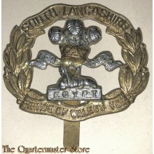 Cap badge South Lancashire Regiment