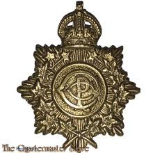 Sweetheart badge Canadian Postal Corps WW2