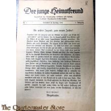 Der junge Heimatfreund 1934 1er Jrg (Hitlerjugend)