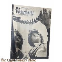 Magazine Die Wehrmacht  7e Jrg no 19 , 8 september 1943