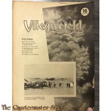Vliegwereld jaargang 9,no 8, blz 113-118, Haarlem 15 April 1943