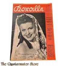 Zeitschrift Koralle 11er jrg no 22, 22 August 1943