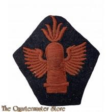 Ärmelabzeichen für Mannschaften der Marine Artillerie
