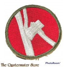 Mouwembleem 84th Infantry Division (Sleeve patch 84th Infantry Division)