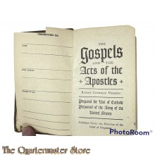 The Gospels and the acts of the Apostels march 6 1941