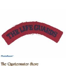 Shoulder flash The Life Guards