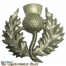 Royal Scottish Reserve Regiment Enlisted (White Metal)