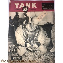 Magazine Yank Vol 4 no 20, nov 2 1945