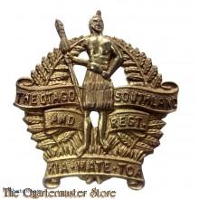 Cap badge 4th Otago Infantry Regiment