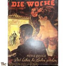 Zeitschrift Die Woche heft 31 30 juli 1941