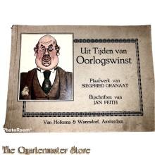 Book - Uit tijden van oorlogswinst 1918