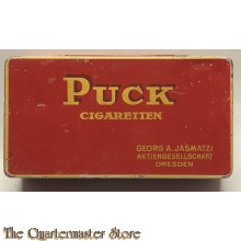 Zigaretten dose Puck  (Tin Cigarettes Puck)