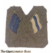 Sleeve badge Signaller's cloth proficiency