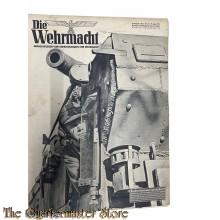 Magazine Die Wehrmacht 8e jrg No 2, 19 januar 1944