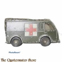 No 80 F Renault Military Ambulance DT
