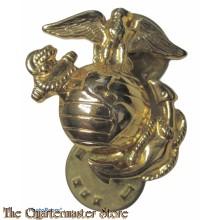 Collar badge United States Marine Corps