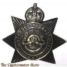 Cap badge 32 Inf Bat (The Footscray Regiment)