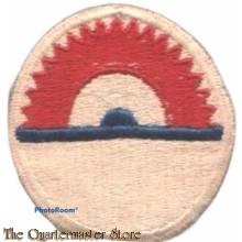 Mouwembleem Labrador & North East Canada Base Command (Sleeve patch Labrador & North East Canada Base Command)