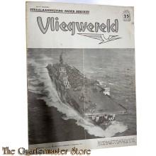 Vliegwereld jaargang 11 ,no 4 , 1 september 1945