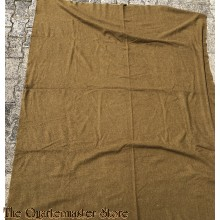 US Army  Olive Drab Wool Blanket 1952