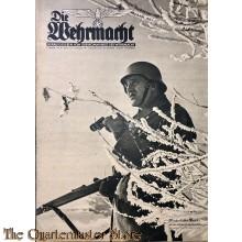 Magazine Die Wehrmacht 5e Jrg no 26,  17 dec 1941