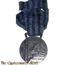 Italy - Militaire Medaille Herdenkingscampagne Ethiopië Oost-Afrika 1935
