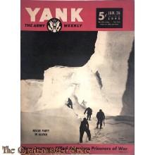 Magazine Yank Vol 3, no 32, jan 26 1945