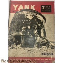 Magazine Yank Vol 3 no 5 , july 16 1944