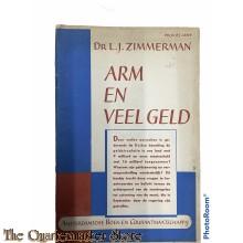 Brochure ; Arm en veel geld 1945