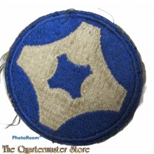 Mouwembleem 4th US Service Command (Sleeve badge 4th US Service Command)